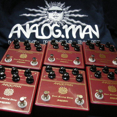 AnalogMan's AnalogDelay ARDX20 Rev.3.5